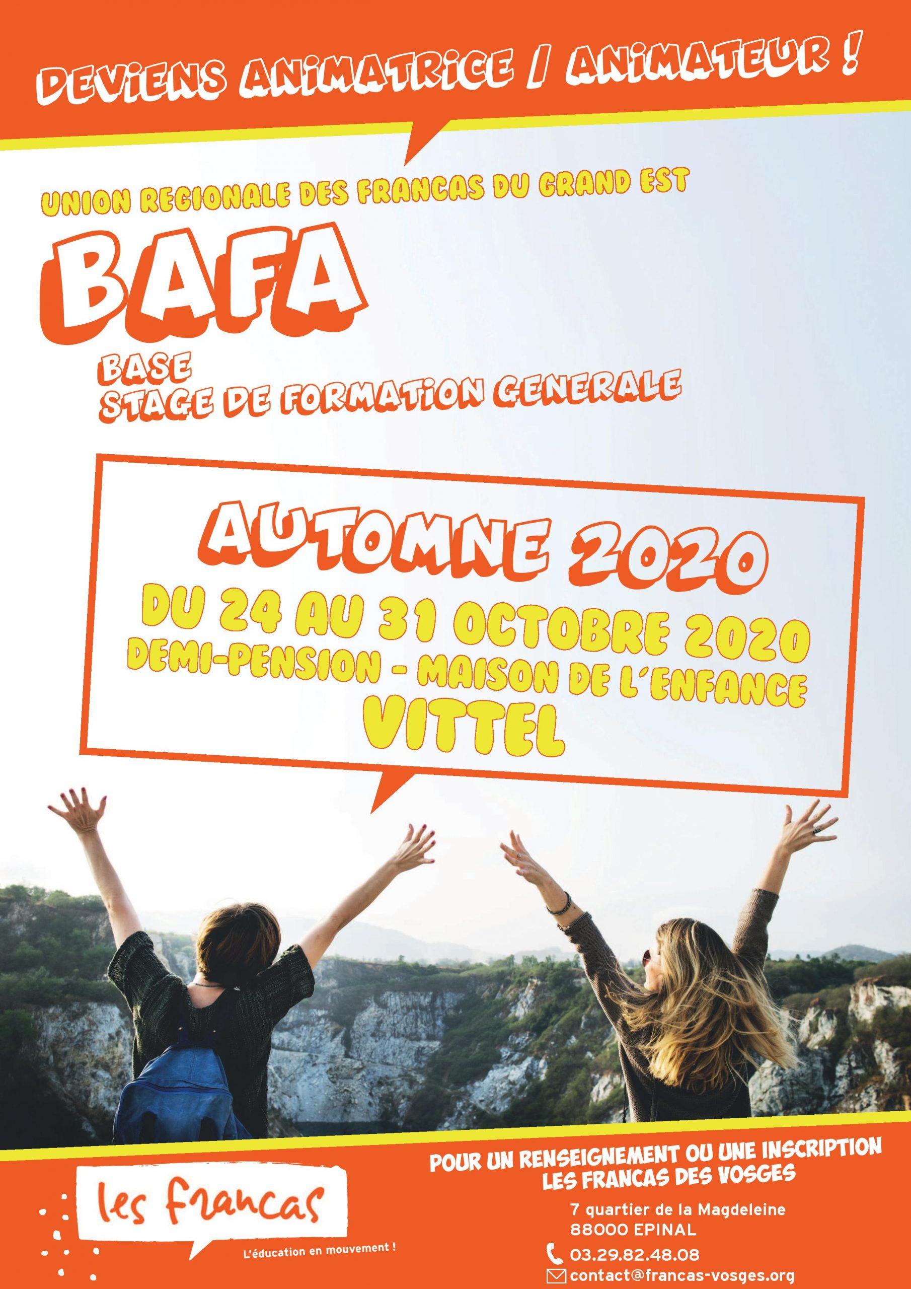 AFFICHE BAFA Base VITTEL Automne 2020 c-page-001